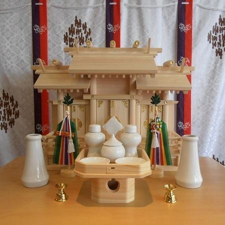 方 祀り 神棚 の